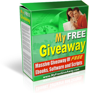 Free Giveaway Of Ebooks and Software!